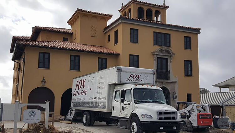Fox Delivery and Logistics FL