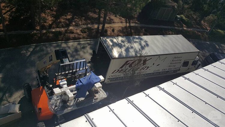 Fox Delivery and Storage Company in PCB FL