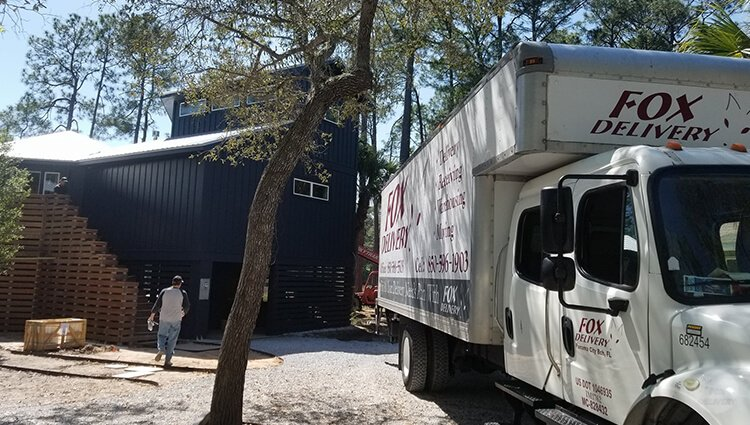Fox Delivery Moving Logistics FL